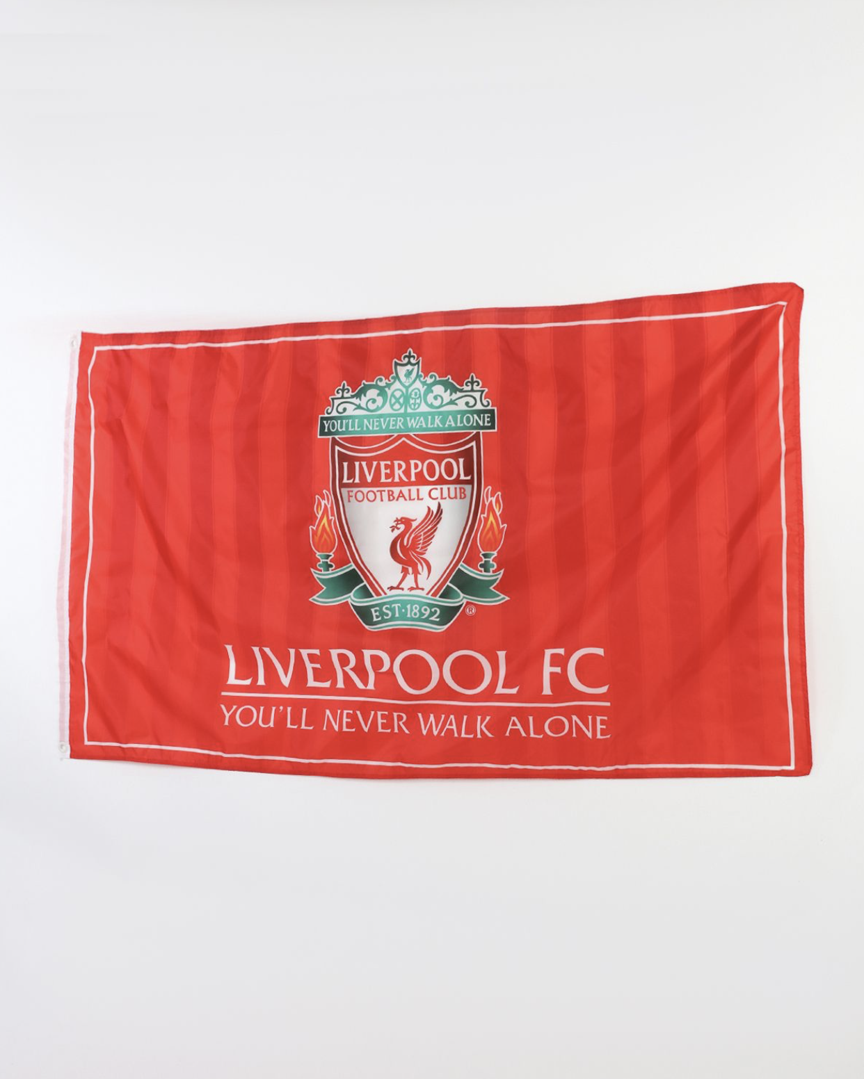 Liverpool FC Crest Flag - Anfield Shop