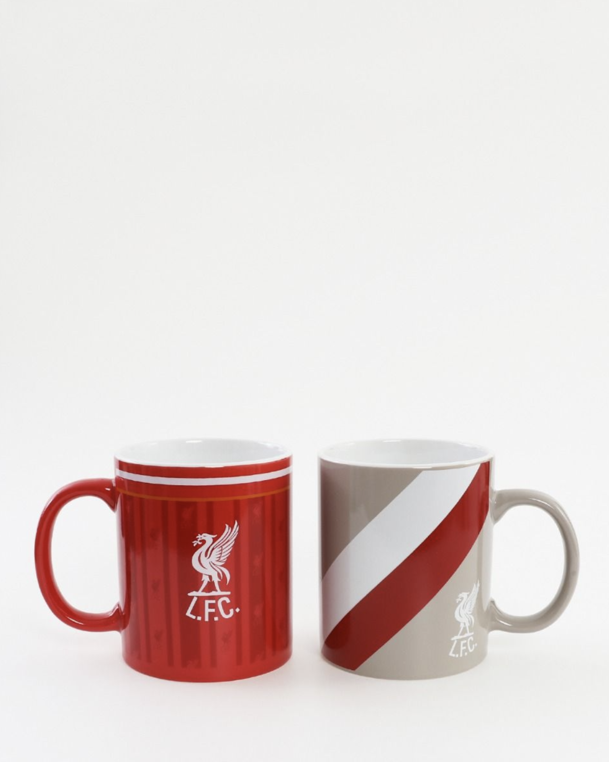 Liverpool FC 2-Pack Retro Mugs - Anfield Shop