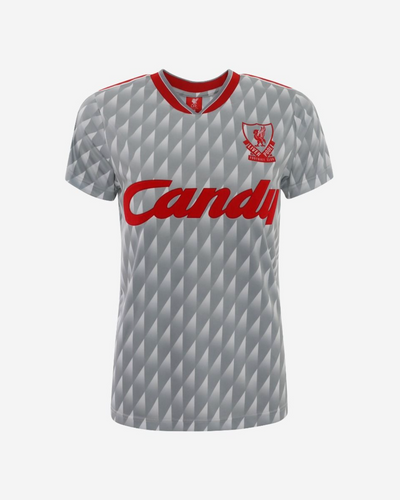 Liverpool FC Ladies Retro Candy Away Shirt - Anfield Shop