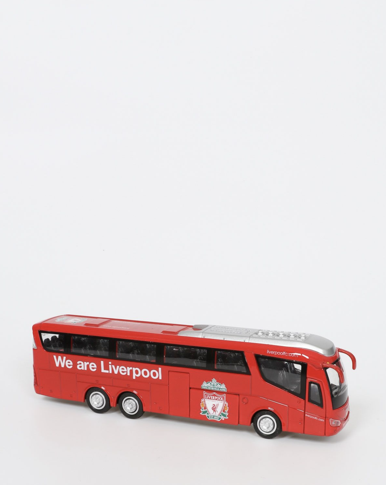 Liverpool FC Team Bus - Anfield Shop