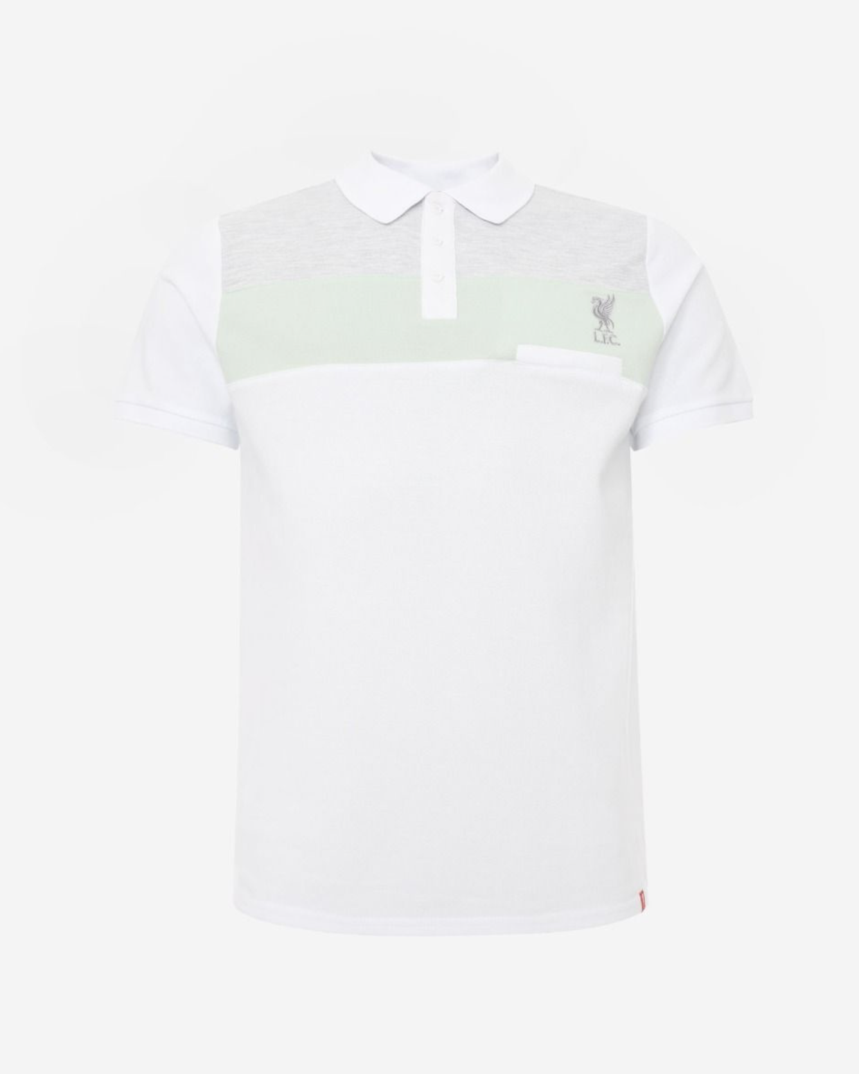 Liverpool FC Mens Color Pocket Polo - Anfield Shop