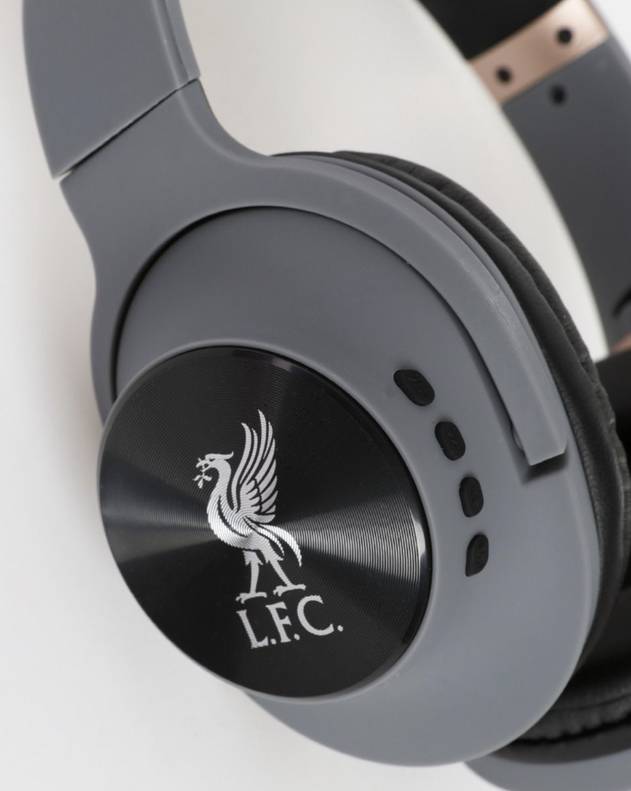 Liverpool FC Bluetooth Headphones - Anfield Shop