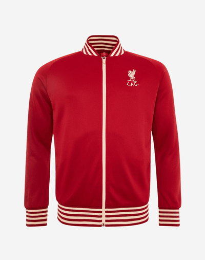 Liverpool FC Unisex Adult Retro Shankly Track Jacket