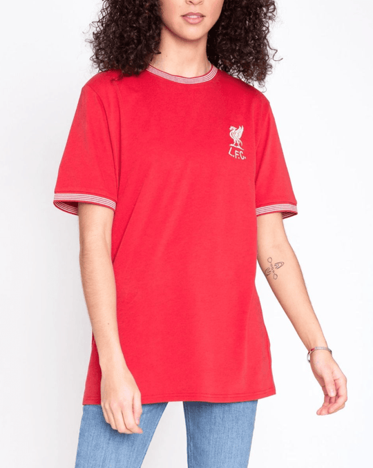 Liverpool FC Adults Heritage Red Shankly Shirt