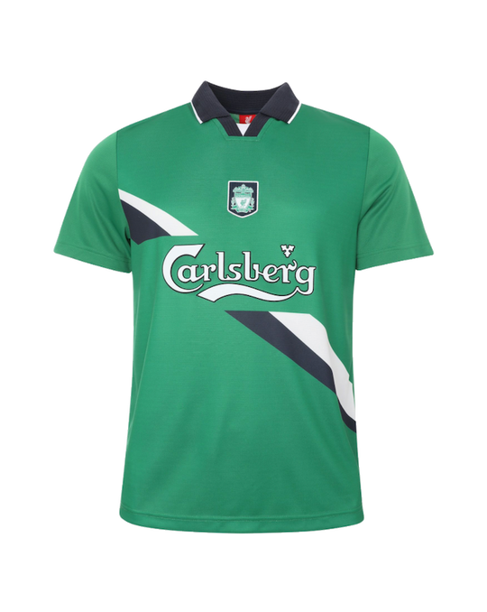 Liverpool FC Retro 1999-2000 Away Jersey - Anfield Shop