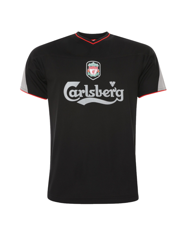 Liverpool FC Retro 2002-2003 Away Jersey