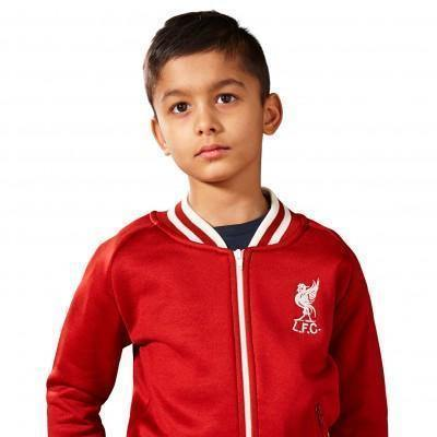 Liverpool FC Youth Shankly Jacket - Anfield Shop