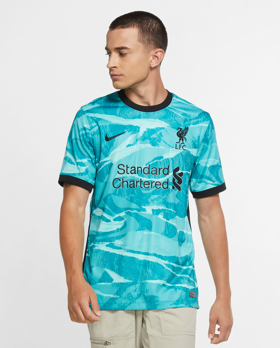 Liverpool FC Nike 2020/21 Stadium Away Jersey
