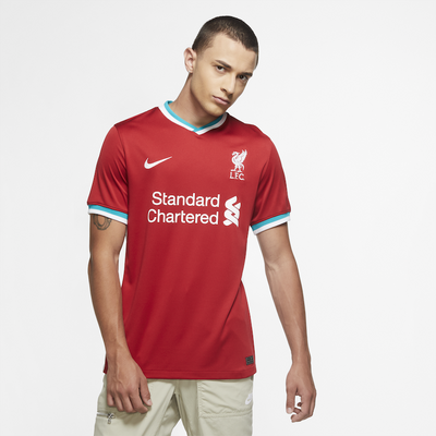 Liverpool FC Nike 2020/21 Stadium Home Jersey - Anfield Shop