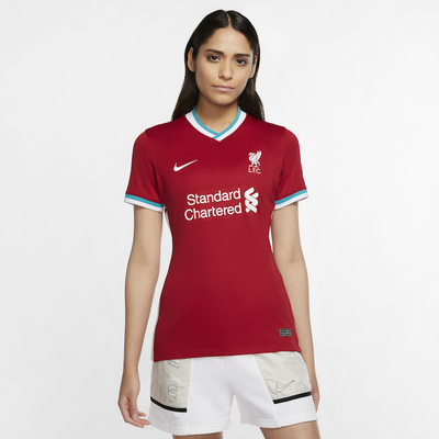 Liverpool FC Nike 2020/21 Women's Stadium Home Jersey - Anfield Shop