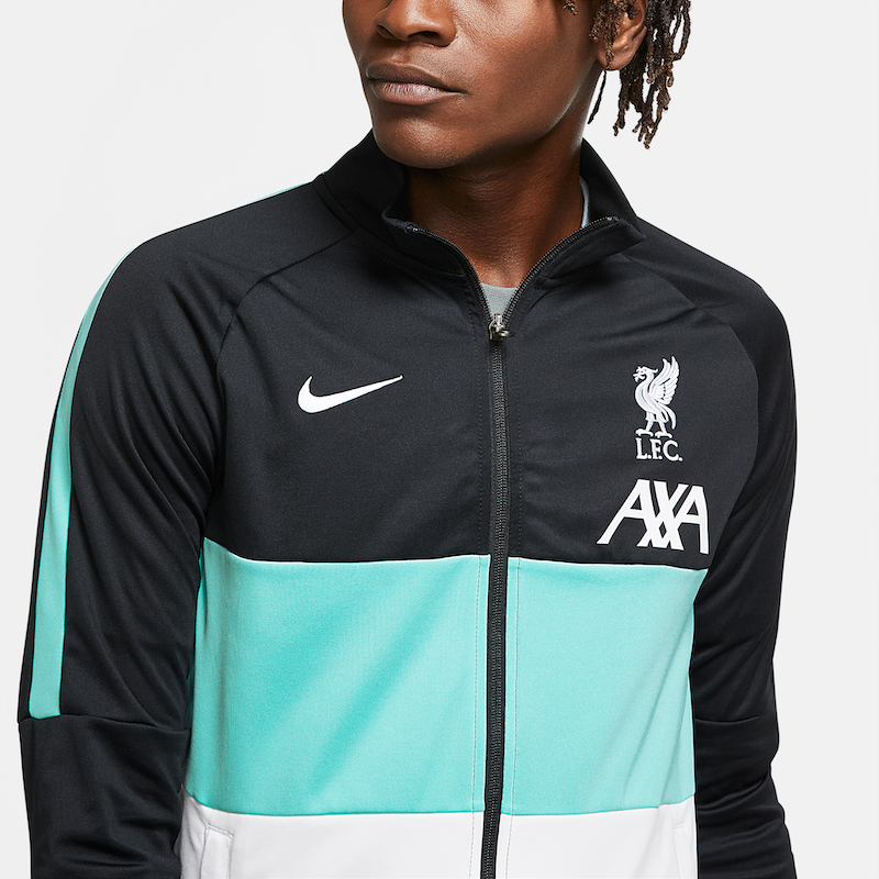 Liverpool FC Nike Men's Away Anthem Jacket - Anfield Shop
