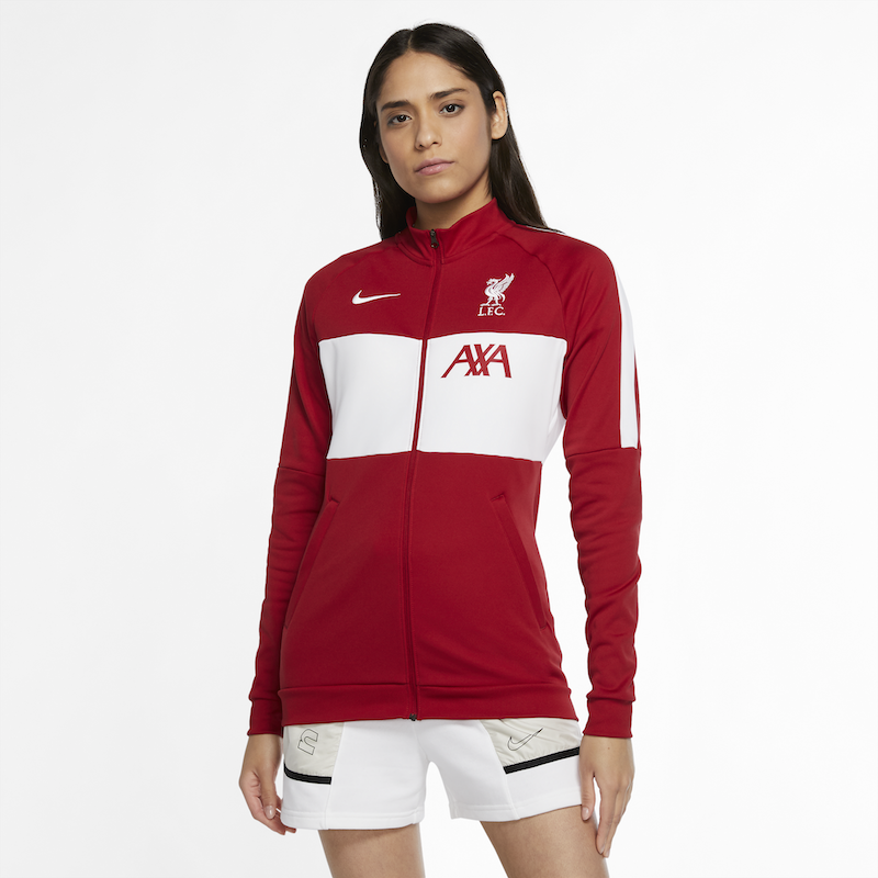 Liverpool FC Nike Womens Track Jacket
