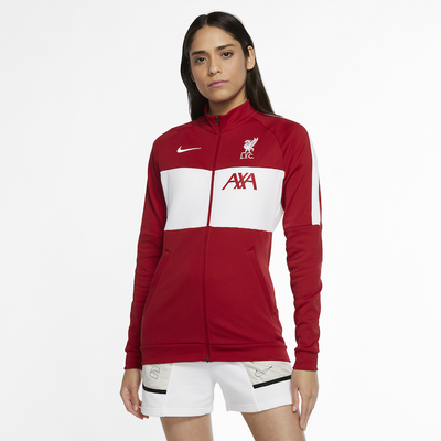 Liverpool FC Nike Womens Track Jacket - Anfield Shop