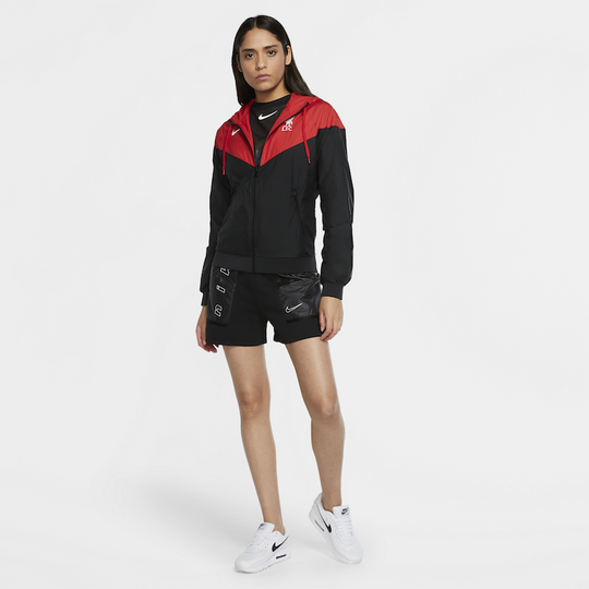 Liverpool FC Nike Women's Windrunner Woven Jacket - Anfield Shop