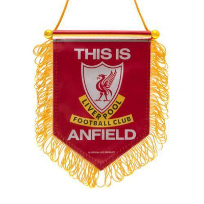 Liverpool FC Mini Pennant TIA - Anfield Shop