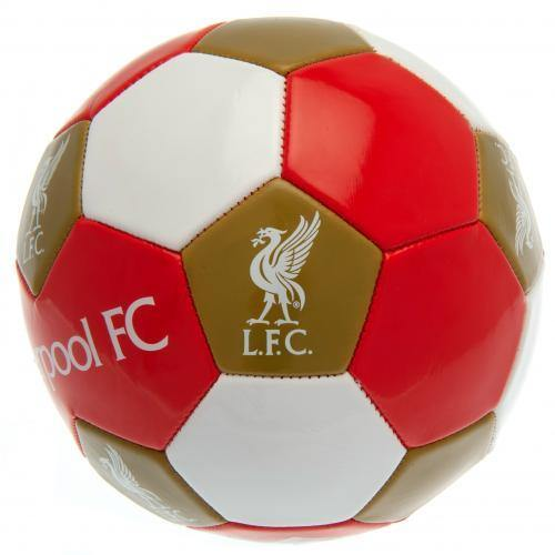 Liverpool FC Size 3 PVC Soccer Ball