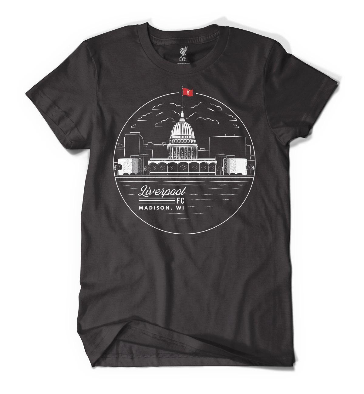 LFC Landmark Collection Madison T-Shirt