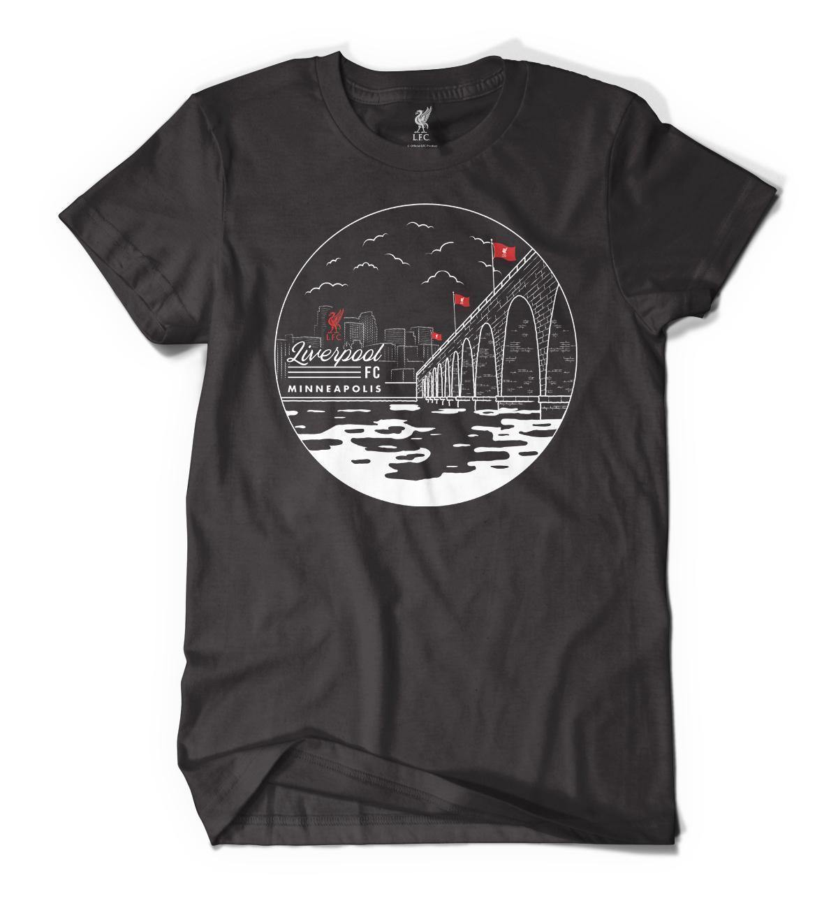 LFC Landmark Collection Minneapolis T-Shirt