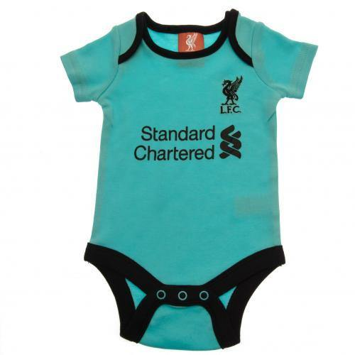 Liverpool FC 2-Pack Baby/Infant Bodysuit Set - Anfield Shop