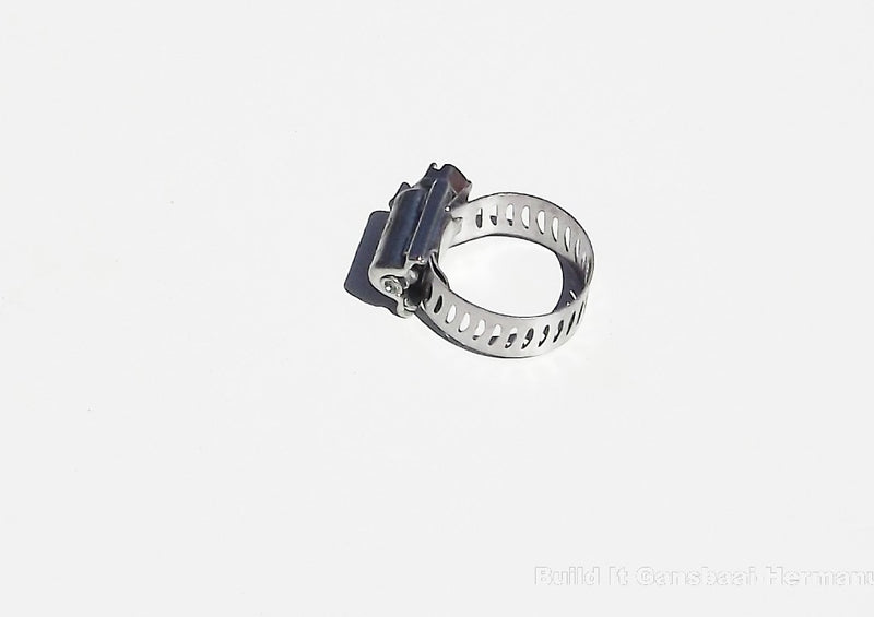Hose Clamp 14mm x 27mm - Medium Steel