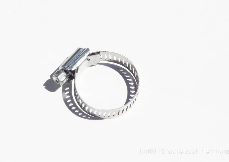 Hose Clamp M/S 17mm x 38mm