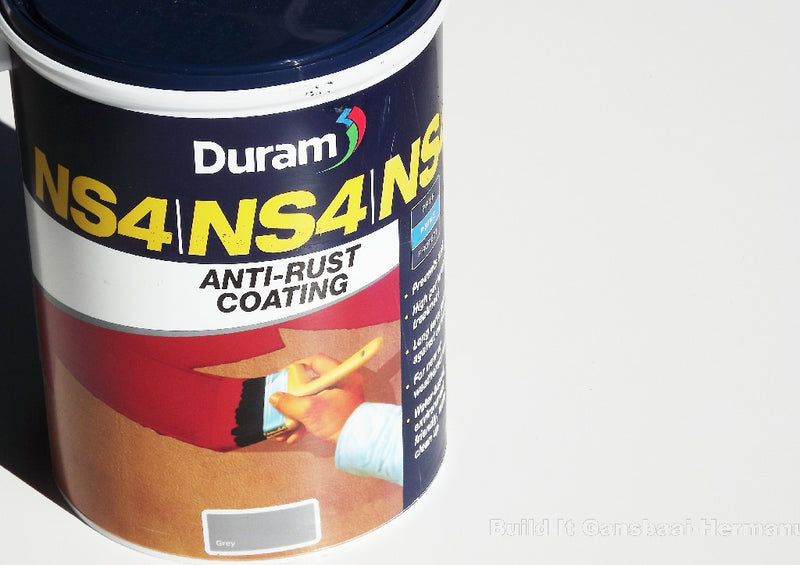 Duram NS4 Metal Primer Grey 5L