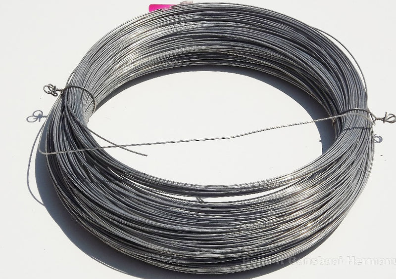 Binding Wire Galvanized  71mm - 500g