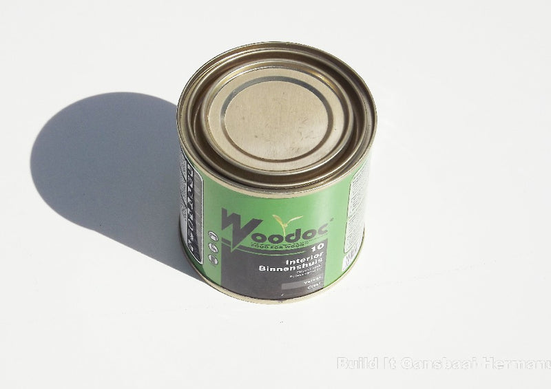 Woodoc 10 Polywax Velvet 500ml