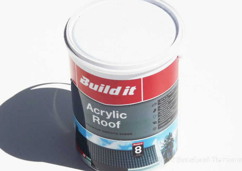 Acrylic Roof Paint Charcoal 5L