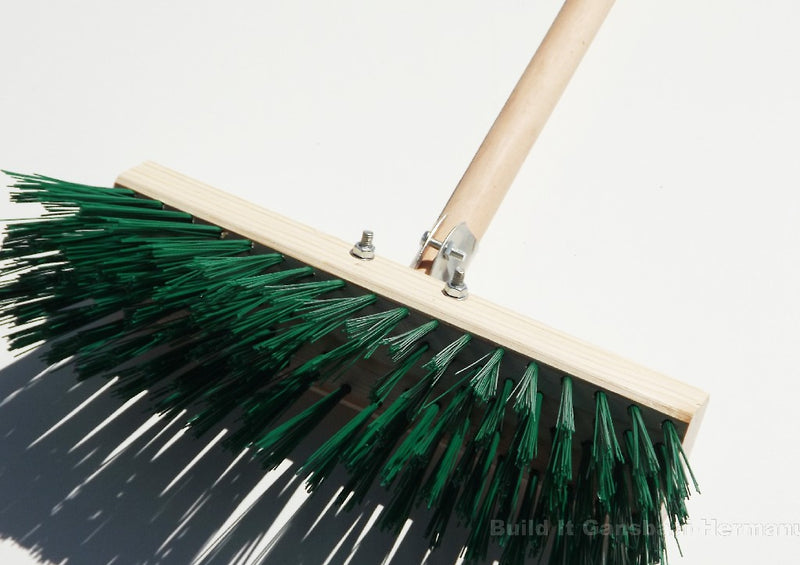 Broom Synthetic Gutter Sweeper 305mm