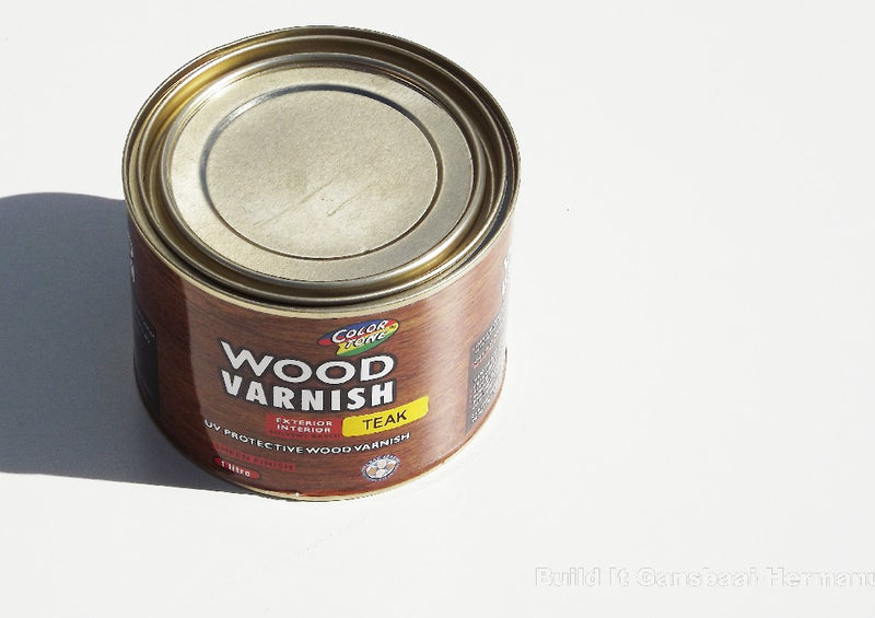Wood Varnish Teak 1L C/T