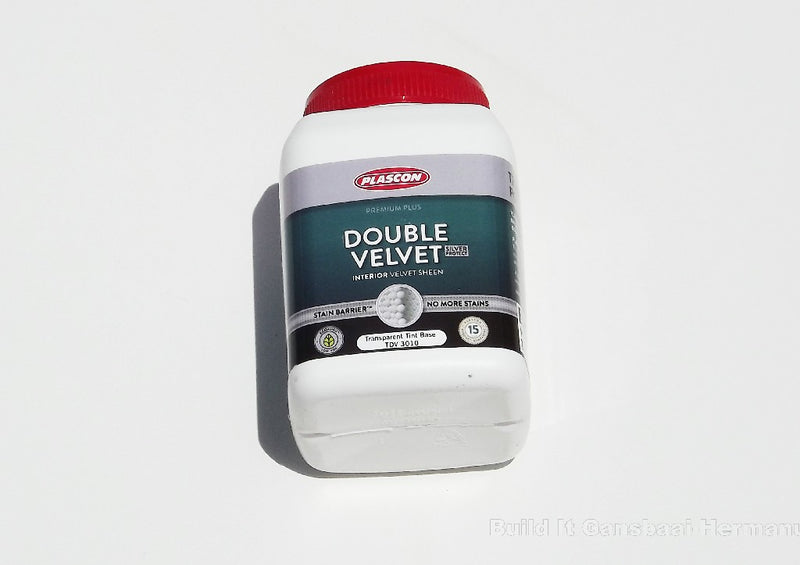 Plascon Double Velvet Tint Base Transparent 250ml