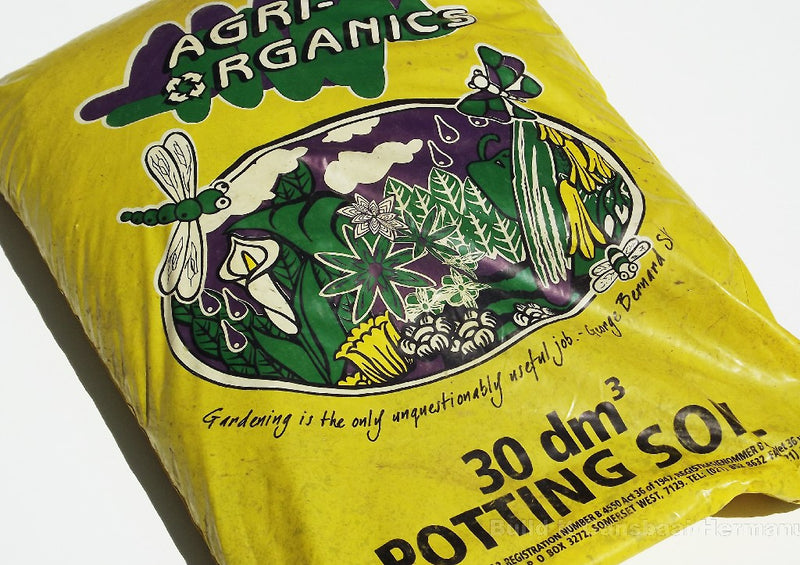 Agri Organics Potting Soil - 30DM