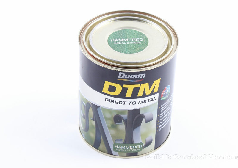 DTM HAMMERED GREEN 1LT