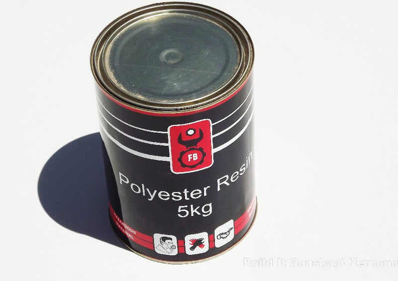 Resin Polyester GP 5Kg