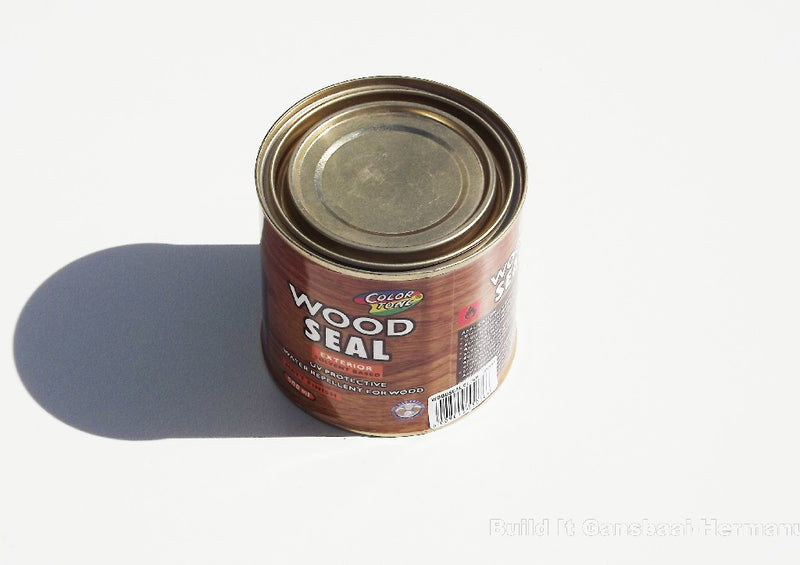 Woodseal Clear 500ml