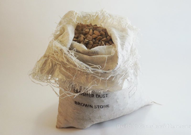 Stone Brown 19mm 40Kg