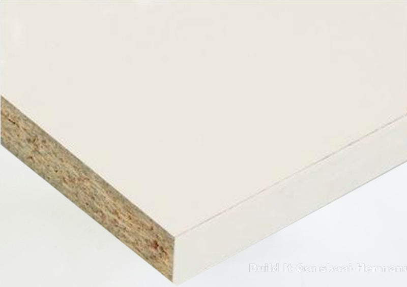Shelving White 1830 x 530 x 16mm