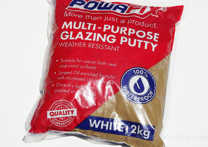 Powafix Putty White 2Kg