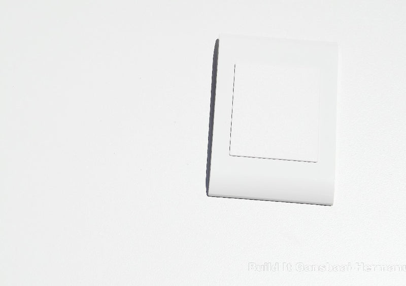 Switch Blank Cover Plate 2x4