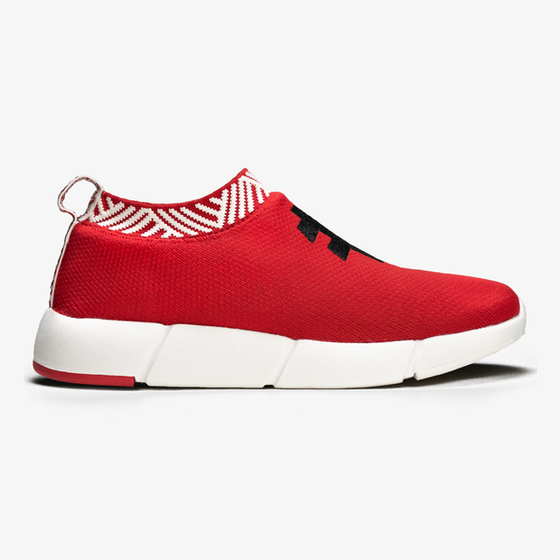 Passion Red sneaker