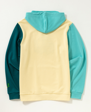 Couch Potato Colorblock Hoodie