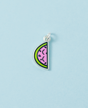 Load image into Gallery viewer, Watermelon Charm & Necklace
