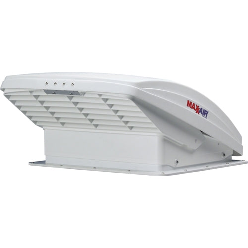 MAXX Air 00-07000K Fan Deluxe Fan with Remote and White Lid