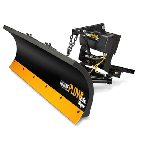"Meyer Products 24000 80"" Pre-Assembled Electric Lift HomePlow Snow Plow"