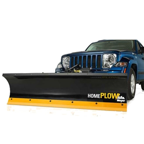 "Meyer Products 26500 90"" Full-Powered Hydraulic Lift HomePlow Snow Plow"