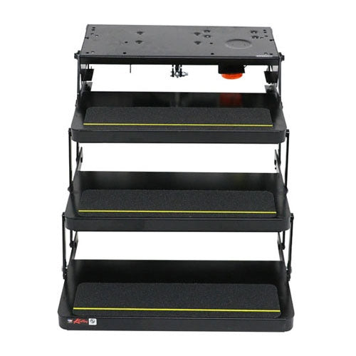 Lippert Components 369552 Kwikee 24 Series Triple Electric Step with 9510