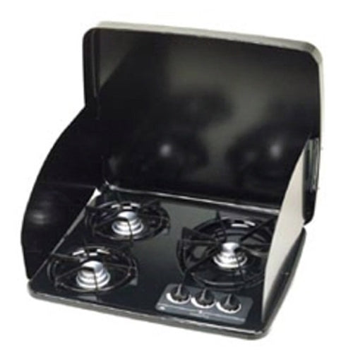 Atwood 56460 Black Cooktop Cover 3 Burner Stove