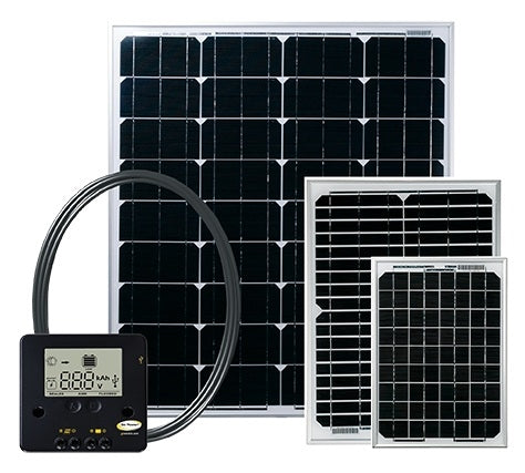 Go Power GP-ECO-80 Eco Series Solar Kit