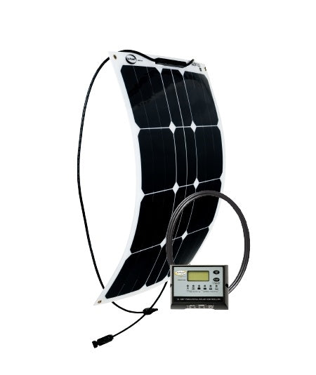 Go Power GP-Flex-100E 100 Watt Solar Kit